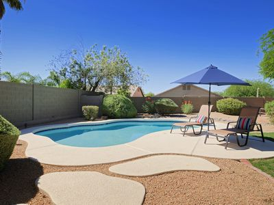Photo for Beautifully Remodeled Scottsdale Vacation Retreat