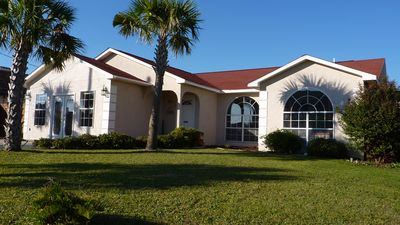 GULF VIEW HOME! 3 Bedrooms+2 Bathrooms +PRIVATE POOL+HOT TUB/SPA+GAME RM+HAMMOCK