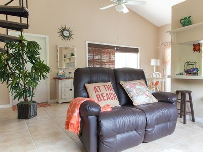 Photo for SPACIOUS 2/2 TownHome, 5 minutes away from 4 Public Beaches