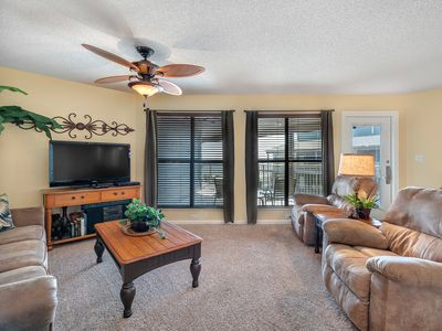 Photo for Sandpiper 6C ~ Nicely Decorated Condo with Gulf views~Bender Vacation Rentals