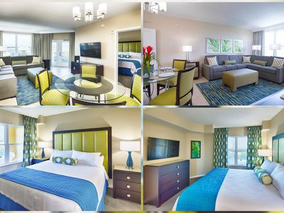 Photo for Comfy Stay! Resort Amenities! Complimentary Shuttles To The Parks!