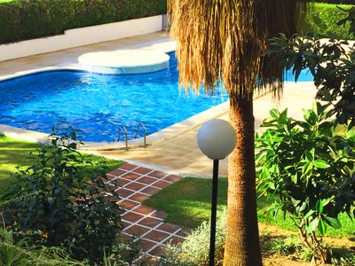 Photo for Luxury holiday apartment for families & couples - 100m to Fuengirola Beach