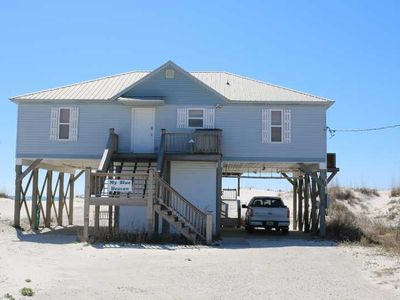 Photo for Spring Into A Vacation ~ 4 BR,2 BTH ~ Gulf Front ~ Sleeps 14 ~ Pet Friendly ~ My Blue Heaven