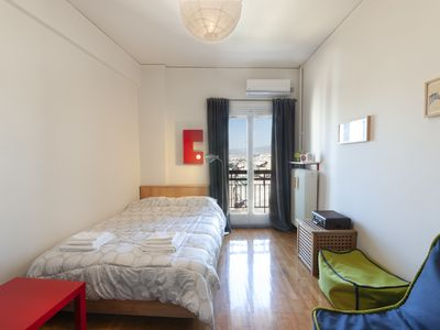 Photo for Cozy apartment in the neighborhood of Exarcheia by letmyBNB