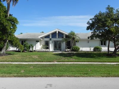 Photo for Waterfront House South of San Marco - 15min from 10,000 Islands; Family Friendly