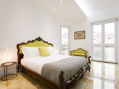 Photo for Modern flat up to 7 guests near Vatican