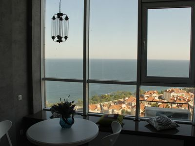 Photo for Luxury apartment with amazing sea view