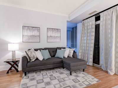 Photo for Deluxe Two Bedroom Apartment in Ovation Towers, Mississauga
