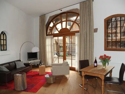 Photo for Holiday apartment in historic ambience - Weinloft Staufen