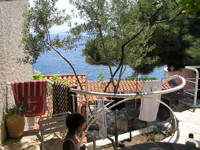 Photo for Apartment Mako  D(5)  - Pisak, Riviera Omis, Croatia