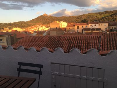 Photo for Real fisherman's house in Collioure 87m2 + terrace and garage