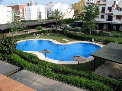 Photo for VenAVera L22A - 2 Bed Penthouse / 2 Baths Walk to Beach WIFI