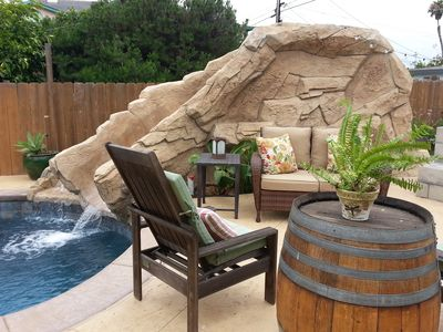 Perfect Escape...  Beach Bungalow With Pool and Hot tub