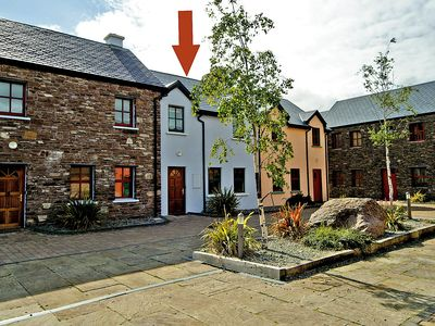 Photo for Terraced cottage in cobbled courtyard setting in attractive small development on the edge of t…