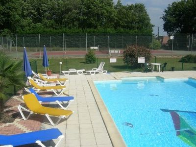 Photo for Country holiday rentals in cottages with swimming pools and tennis a lot cazals 46