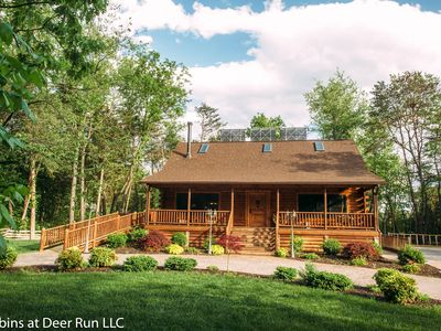 Photo For 3BR Cabin Vacation Rental In Shenandoah, Virginia