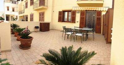 Photo for Matrangela House. Trilocale finitissimo and climatizz. 3 minutes from the beach.