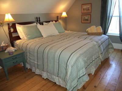 Photo for Turtle For Two - private gem for a couple or two people in Prince Edward County.