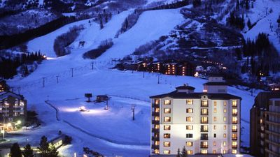 Photo for Ski In/Ski Out Sought after Resort.  2 bedroom villa Sheraton Steamboat Springs.