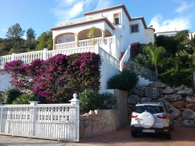"""Photo for WONDERFUL """"DREAM"""" VILLA FOR RENT COSTA BLANCA All rooms have air conditioning."""