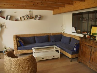 Photo for 2BR Apartment Vacation Rental in La Rochelle, Nouvelle-Aquitaine