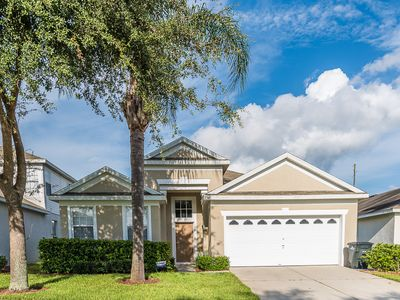 Photo for Stunning 4 bedroom, 3 bath pool home in Windsor Palms Resort near all Orlando Attractions!