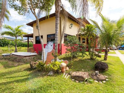 Photo for Sereia House - Cozy and comfortable house in Praia do Jabaquara