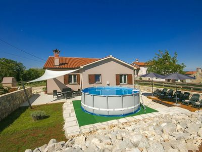Photo for Holiday house Nedescina for 6 persons with 3 bedrooms - Holiday house
