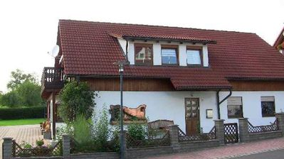 Photo for 2BR Apartment Vacation Rental in Walldorf, Rh��n (Th��ringen)