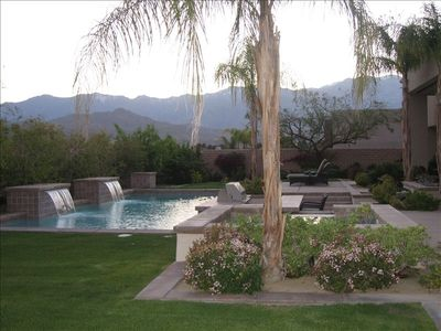 Photo for Stunning Luxury Home/Pool/Spa/Total Privacy/Mtn Views!