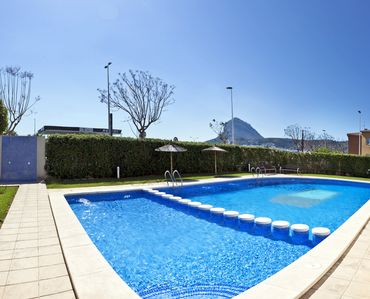 Photo for Split level apartment with wifi and air conditioning, close to the beach