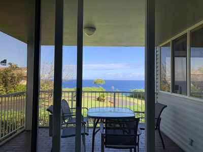 Photo for Condo with beautiful Ocean Views