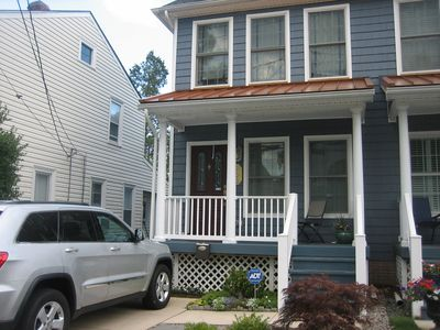 Photo for Newer Eastport home within walking distance of downtown Annapolis