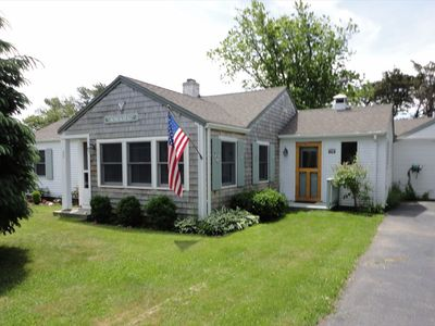 Photo for #528: Walk to Mill Pond, short drive to Nauset Beach, private, dog friendly!