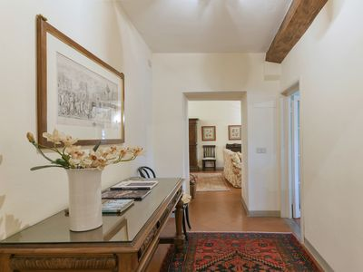 Photo for Tosca Suite - 120 sqm apartment a few steps from Santa Croce cathedral in Florence