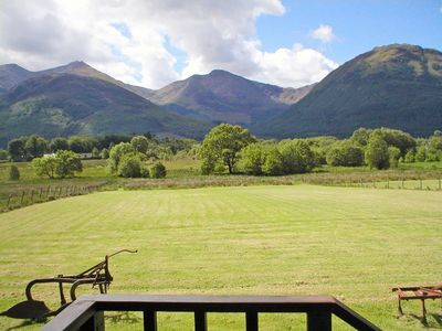 Photo for 1BR Cottage Vacation Rental in Glencoe, Fort William and Lochaber