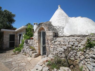 Photo for 1BR Cottage Vacation Rental in Ceglie Messapica, Puglia