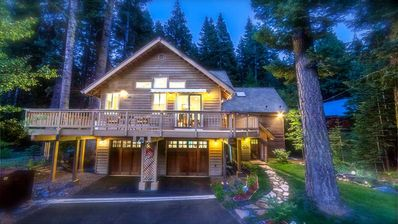Photo for NEW LISTING: Renovated, next to ski resort, access to Chamberlands private beach