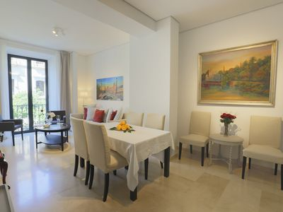 Photo for Luxurious Epicenter II apartment: A / C, free Wi-Fi, international TV channels
