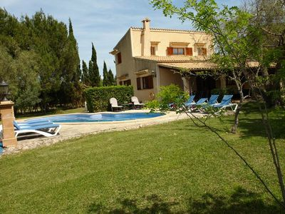 Photo for Country house, 2800Sq.Ft. with pool, Wifi, bbq, terraces, garden, 7+ pp