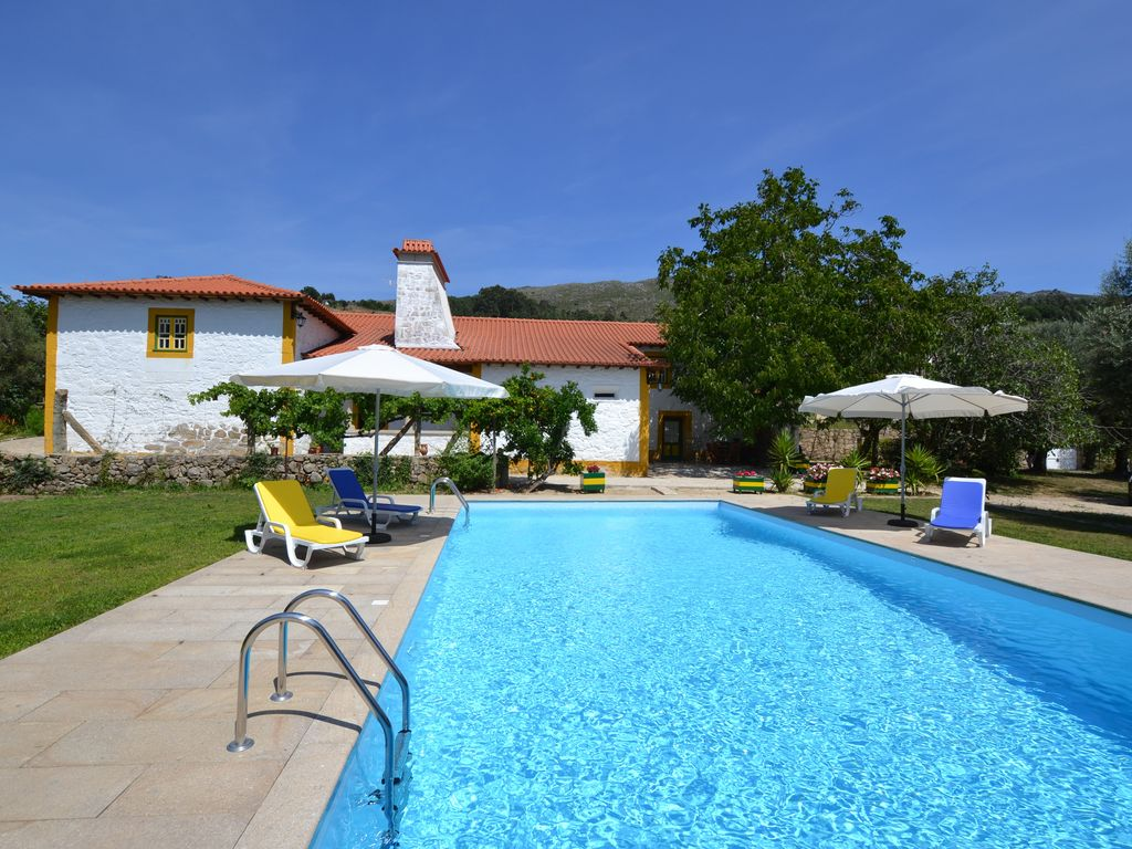 5 bedrooms villa with private pool - HomeAway
