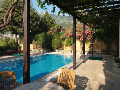 Photo for Pinewood Villa/ Idyllic, Private, Peaceful Villa with Panoramic Views