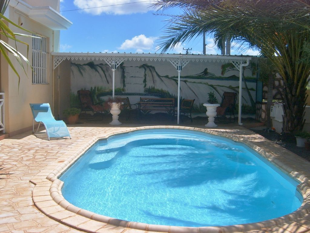 Apartment With Pool In Villa In Albion West Coast Albion