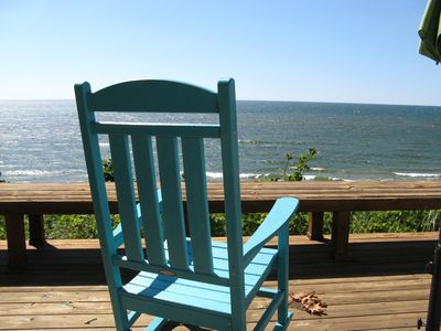 Photo for Summer Cottage On The Shore Of Lake Michigan South Of Grand Haven, Michigan