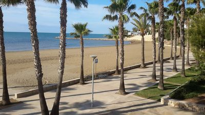 Photo for Sant Carles of Rapita T4 fully equipped, 200 meters beach.