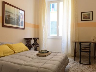 Photo for Appartment Garbatella - 5 minutes subway line B. Next St Paul basilica,