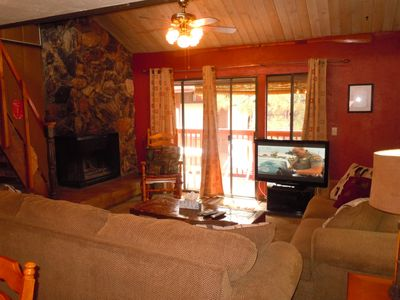 2 Bedroom Standard Townhouse at the Base of Snow Summit Ski Resort!