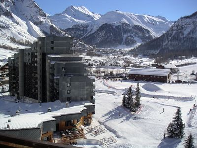 Photo for Val d'Isere - La Daille On Ski apartment 42 m2 5 people