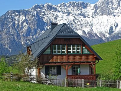 Photo for Beautiful, detached home in the middle of a natural park along the Sölk Pass.