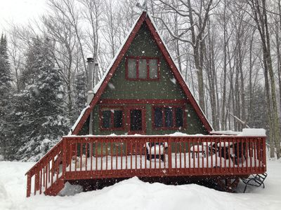 Photo for Welcome to the Triangle House!  Just 3 Miles to Skiing!